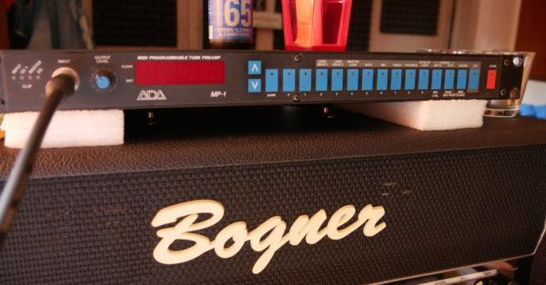 ADA mp1 + Bogner